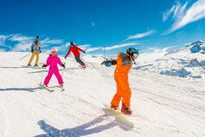 De term 'ski-in, ski-out': wat wil het eigenlijk zeggen?