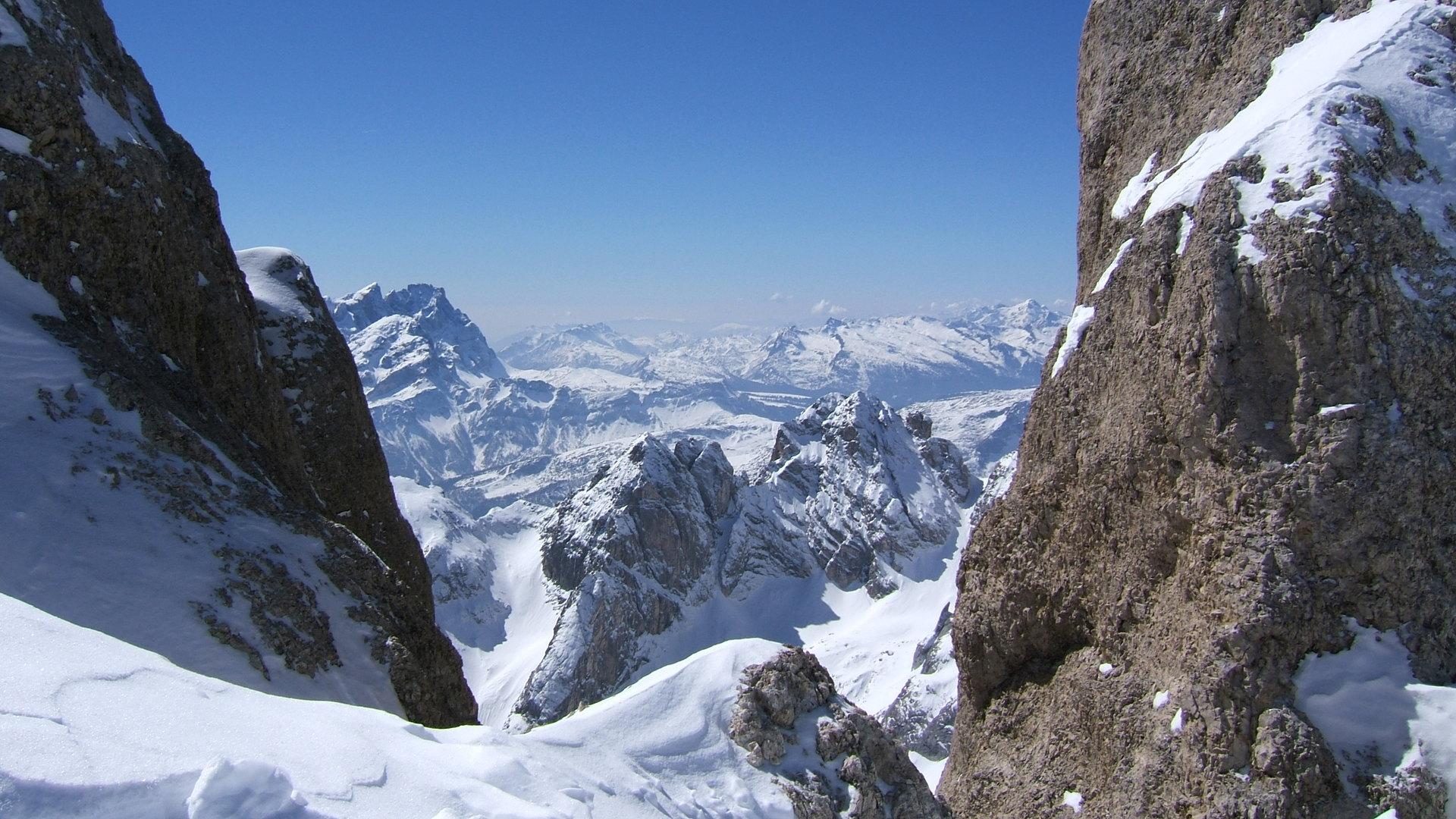 De Dolomieten staan bekend als een indrukwekkend landschap