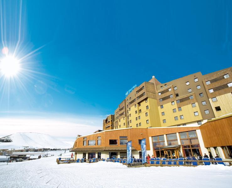 Hotel Club MMV Les Bergers in Alpe d'Huez