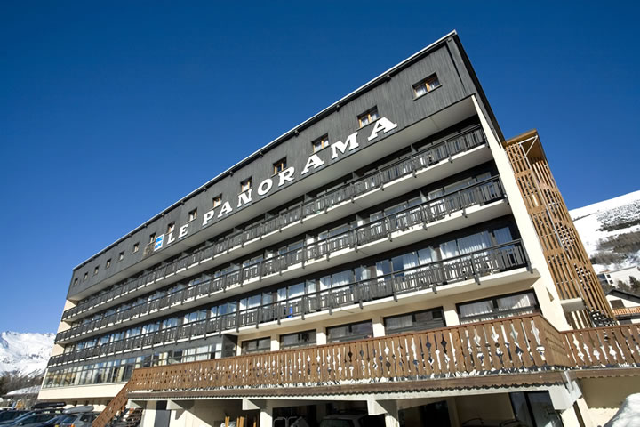 Hotel Club MMV Le Panorama in Les Deux Alpes