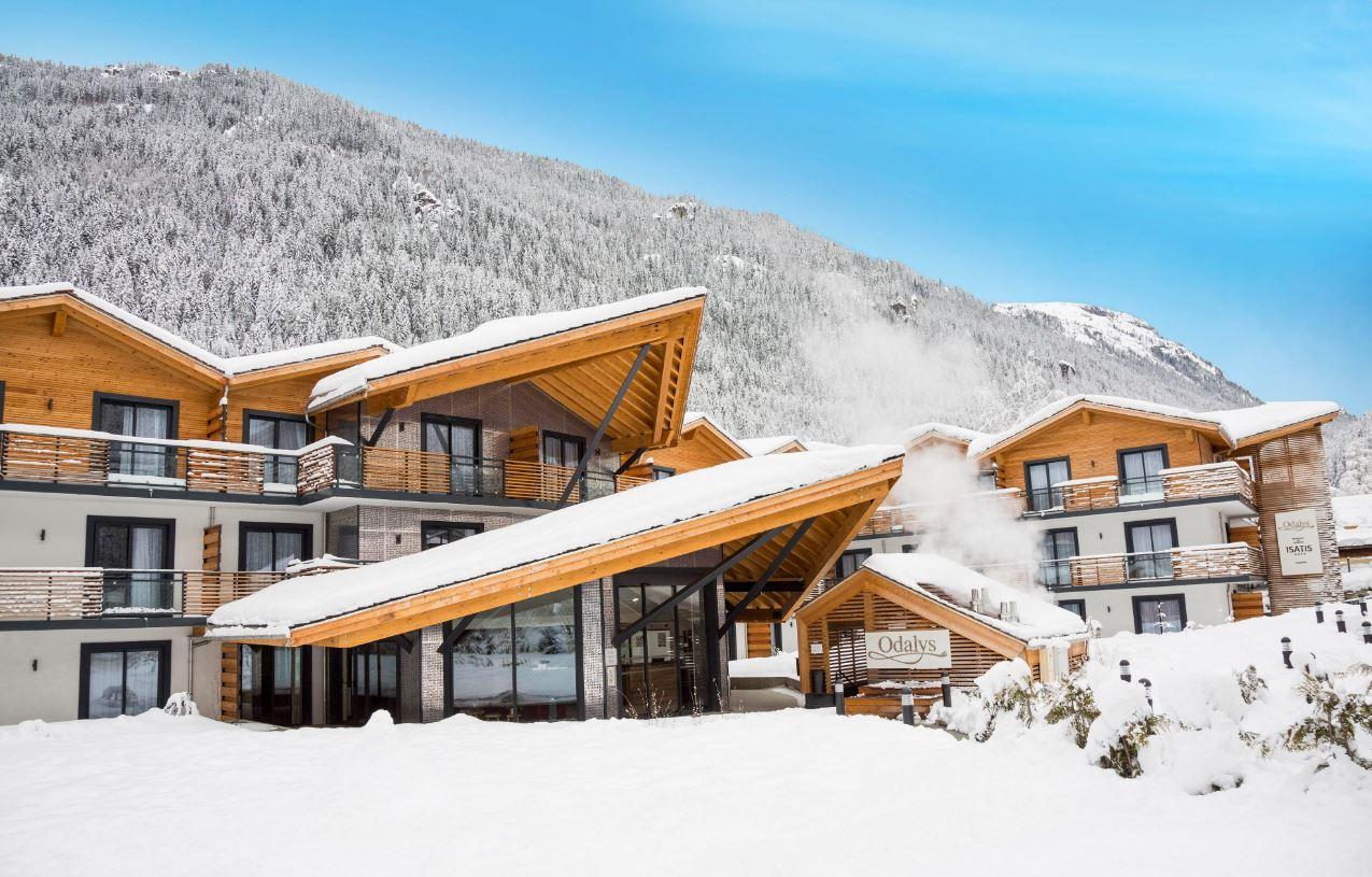 Prestige Residence Isatis in Chamonix