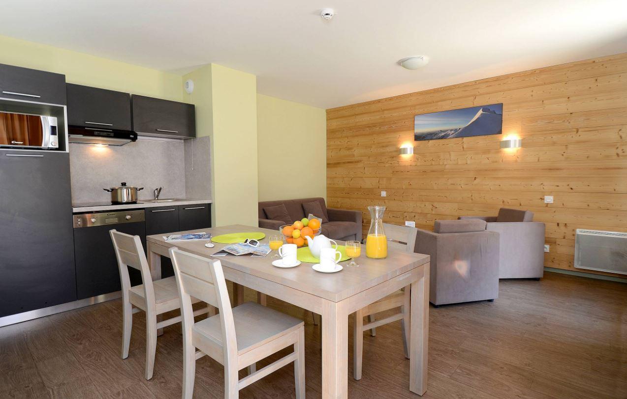 Residence La Cascade-Les Epinettes in Vaujany