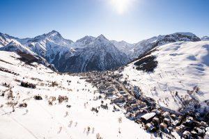 Les Deux Alpes: een levendig, toegankelijk en sneeuwzeker skioord!