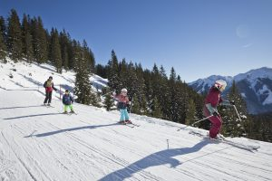 Saalbach-Hinterglemm: gevarieerd skigebied & uitbundige après-ski