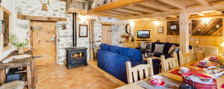 De voordelen van een verblijf in een catered chalet!