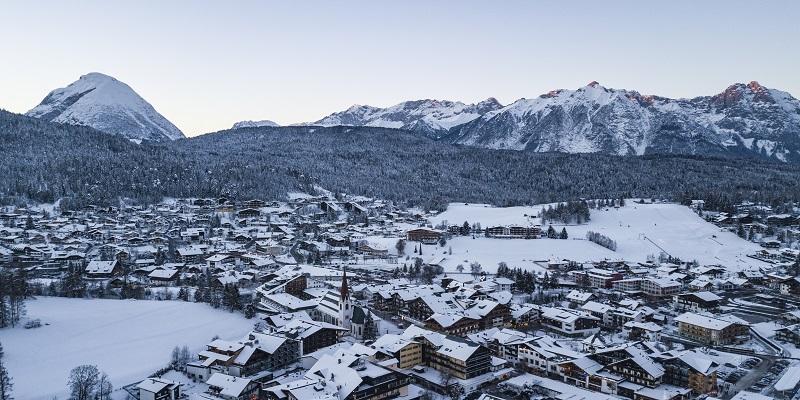 wintersport bestemming - Seefeld