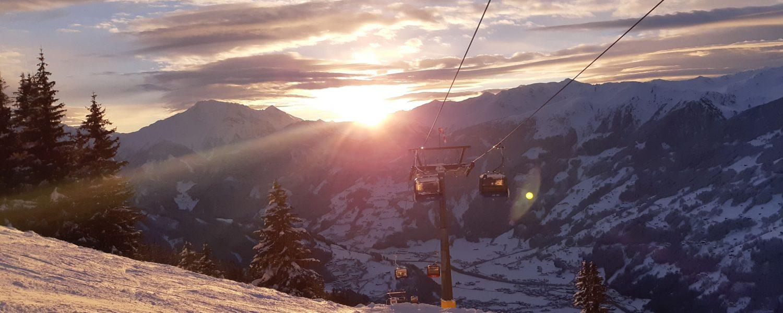 Het Zillertal: één van de bekendste skigebieden in Tirol