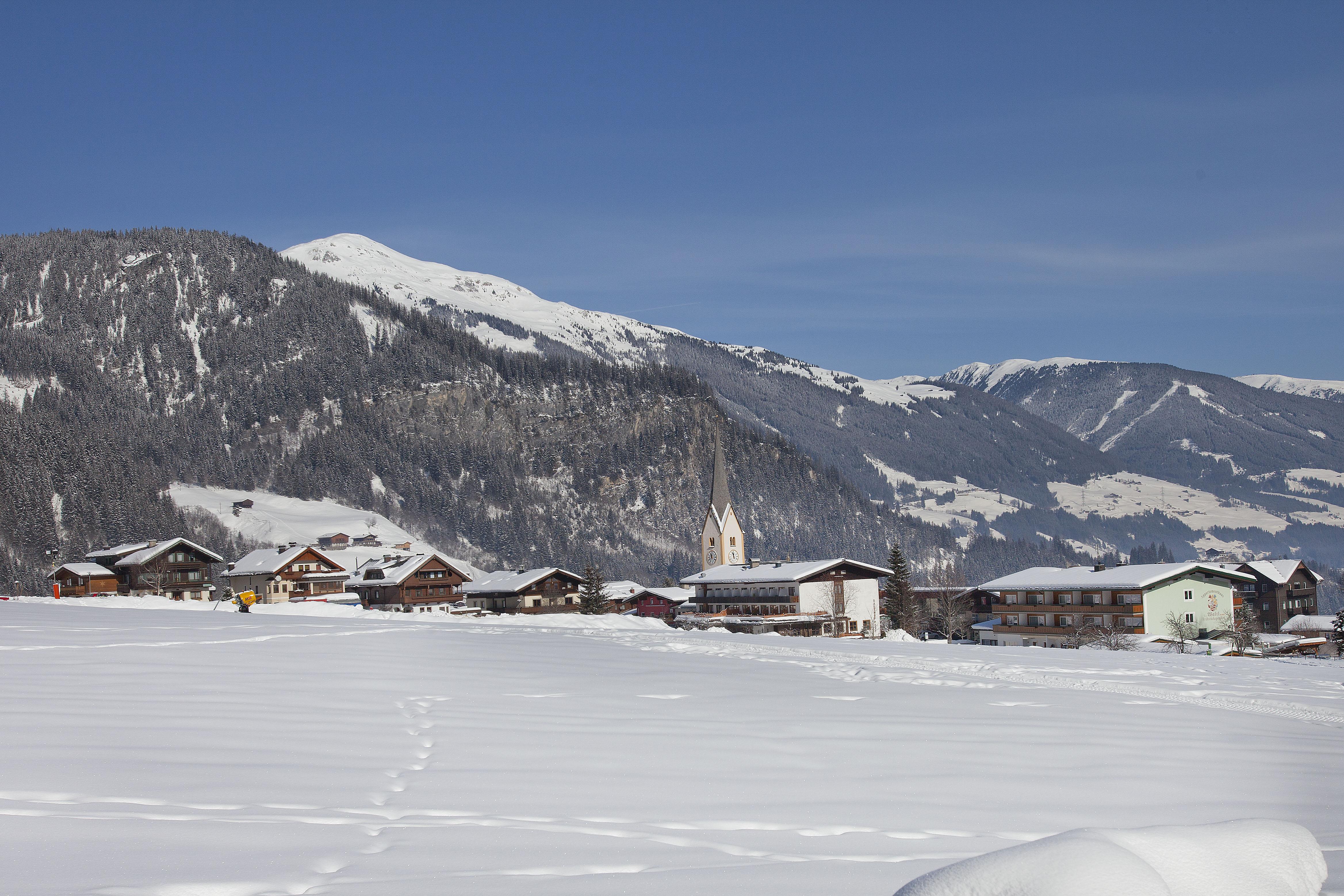 Krimml | © Zillertal Arena