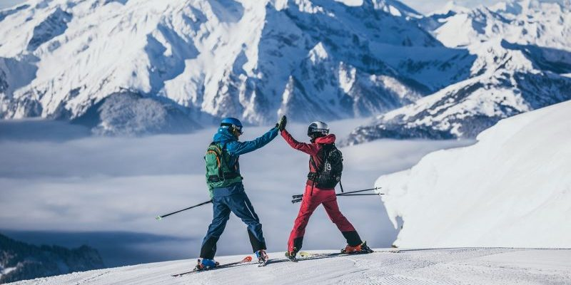 Skiën in Zillertal