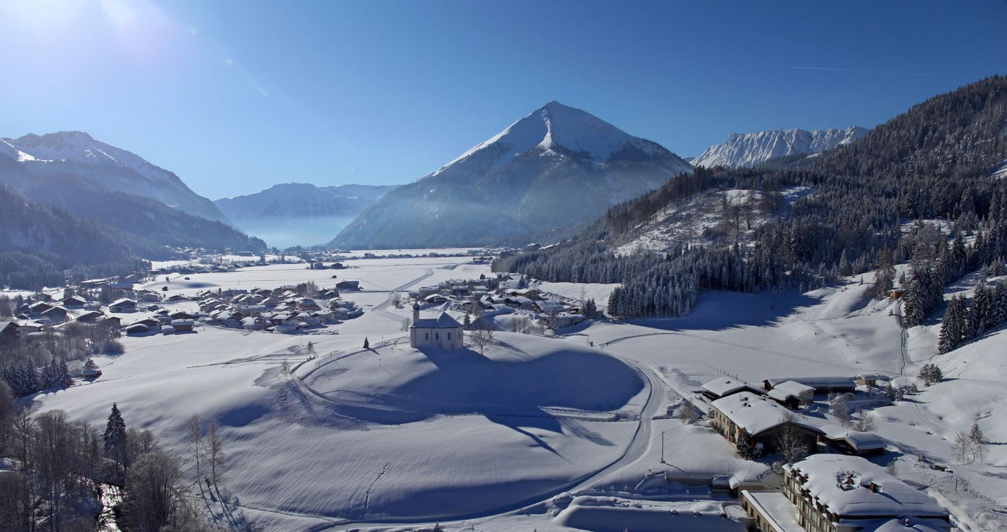 De adembenemende omgeving van Achenkirch am Achensee | © TVB Achensee