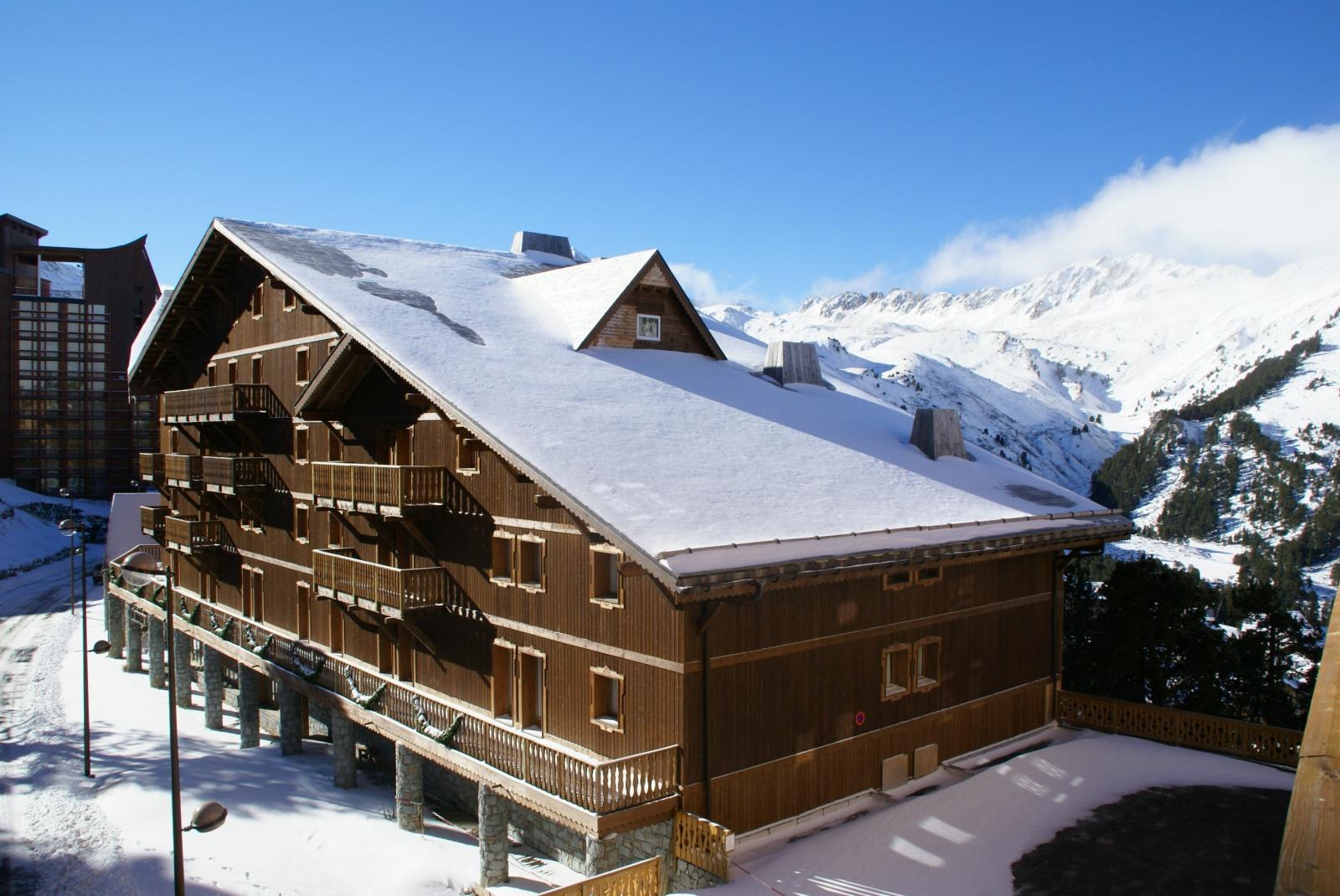 Chalet Altitude in Les Arcs