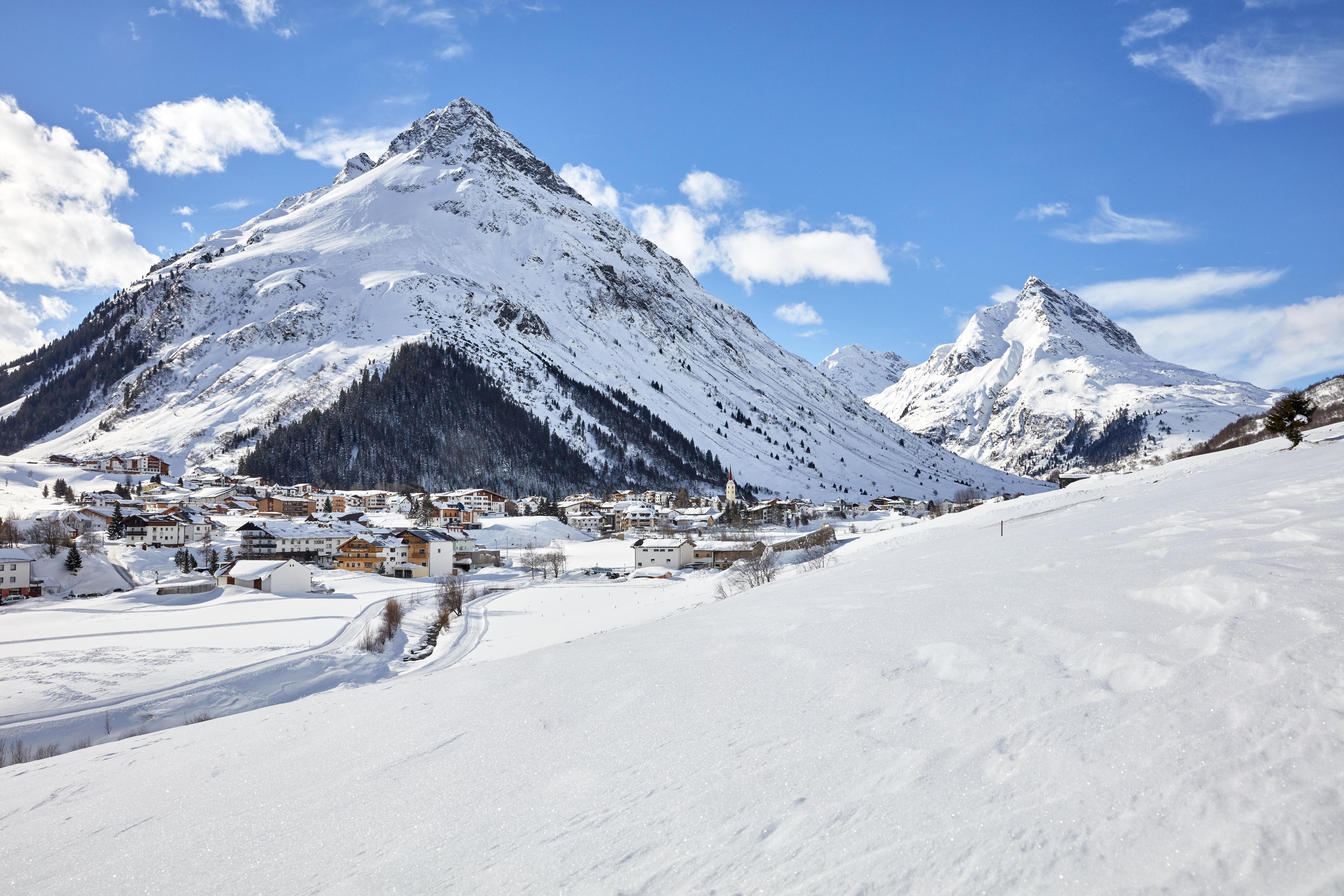 Het wintersportdorp Galtür | © TVB Paznaun - Ischgl
