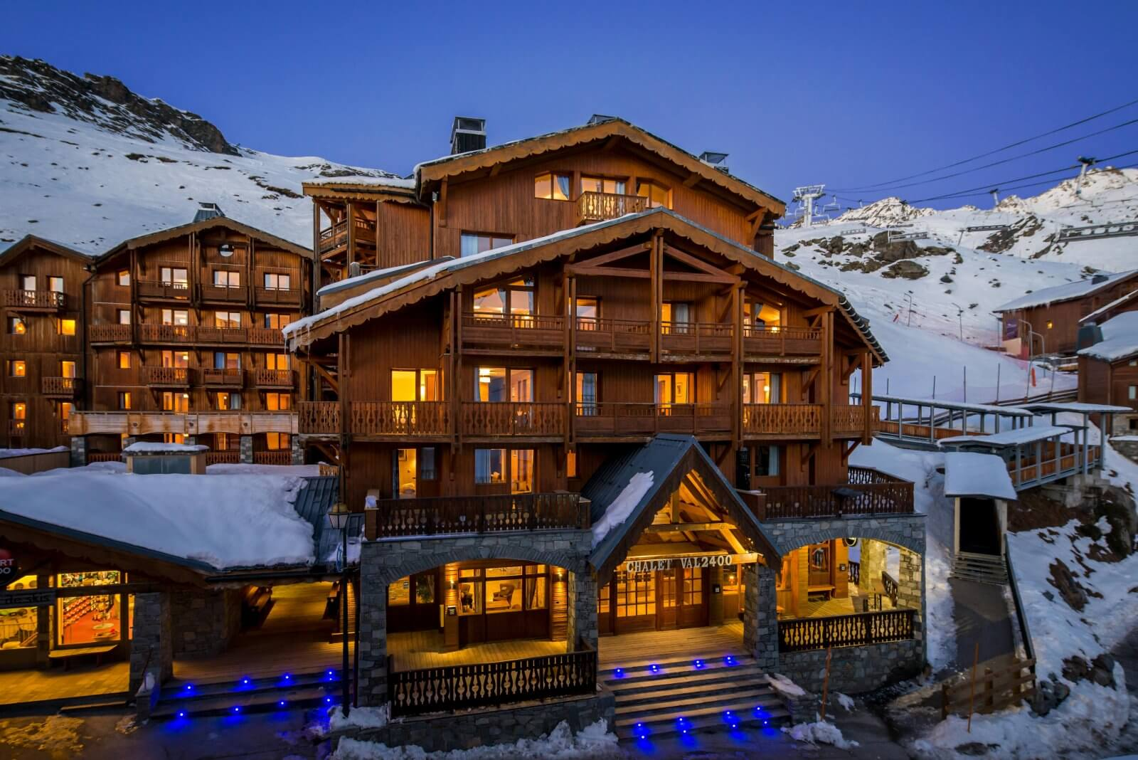 Chalet Val2400 in Val Thorens
