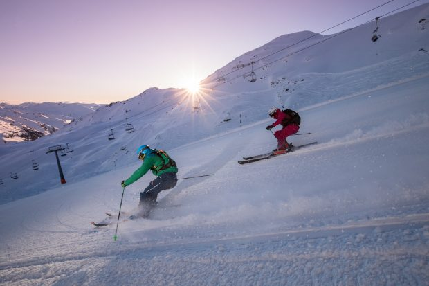 Zillertal early bird ski
