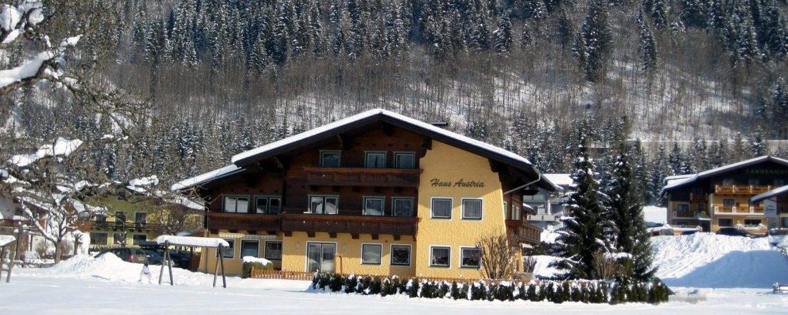 Appartementen Austria
