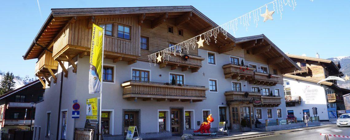 Accommodatie pension Alpenrose