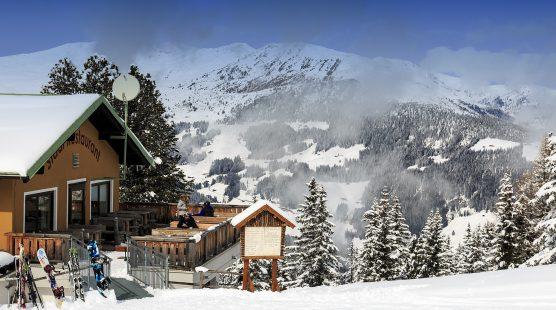 Skihut Mayrhofen