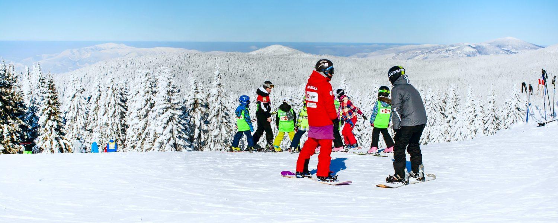 Tip: Skilessen zijn ontzettend leuk!