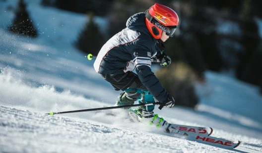Skilessen kinderen