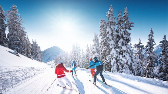 Minder bekende skigebieden: Dorfgastein