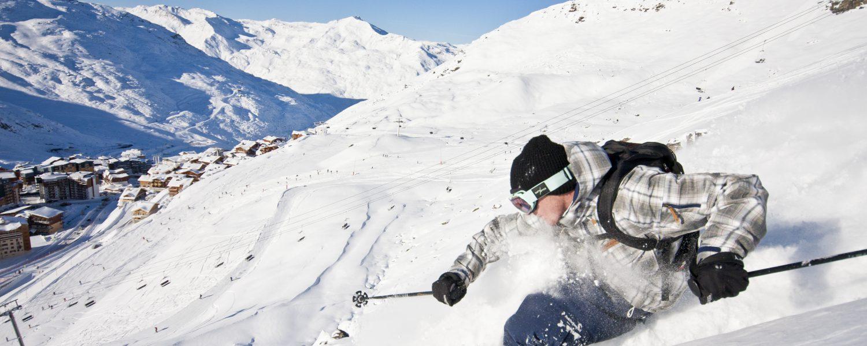 Uniek aan een wintersport in Frankrijk