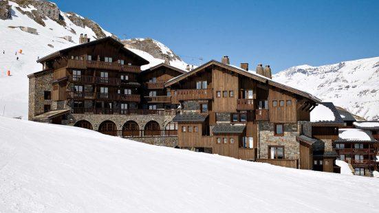 Hotel aan de piste