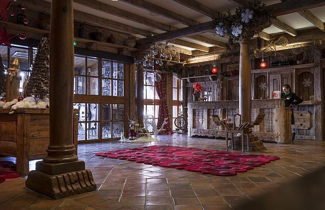 Hotel Les Suites du Montana aan de piste