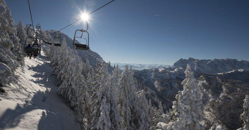Skigebieden Hochkössen