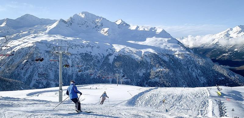 Skigebieden La Norma - Valfréjus