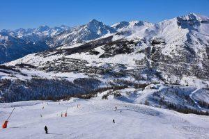 Via Lattea: het grootste aaneengeschakelde skigebied van Italië