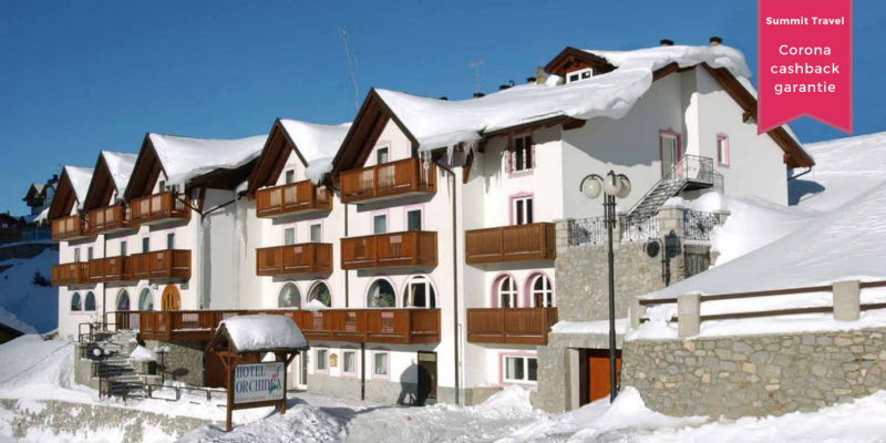 Hotel Orchidea - wintersportseizoen 2021-2022