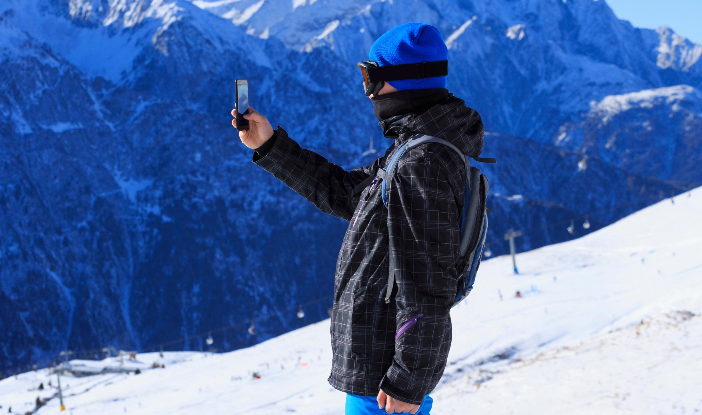 Apps - foto bergen