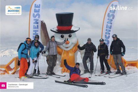 Apps - Skiline in Flachau